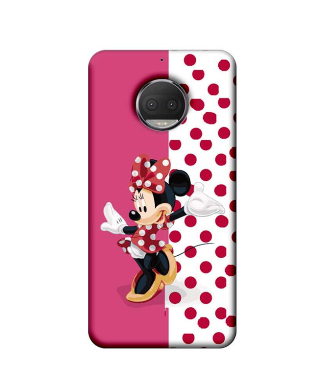 pretty nice 4ceda 30013 Motorola Moto G5s Plus Mobile Cover Printed Designer Case Dotted Mickey  Mouse