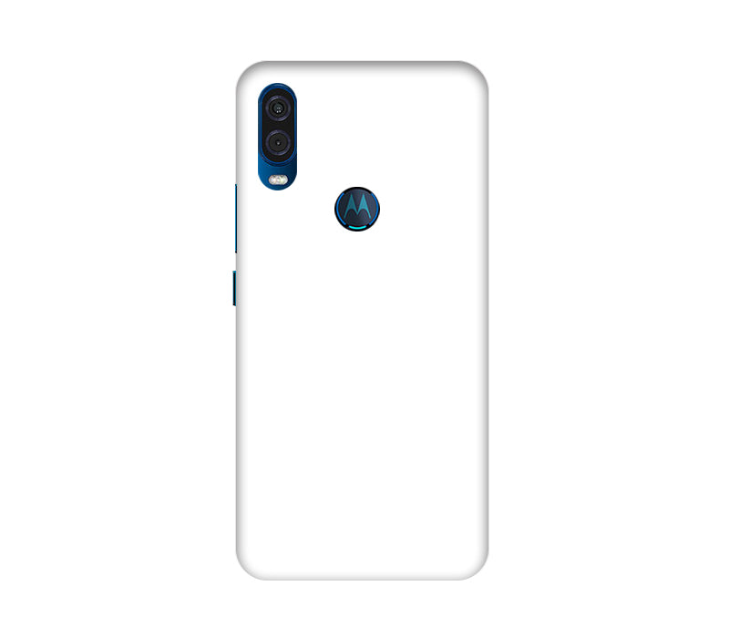 Motorola One Vision Back Cover Personalised Printed Case