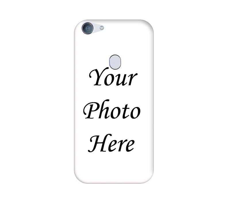 the best attitude dfa33 0ba91 Oppo F5 Back Cover Personalised Printed Case