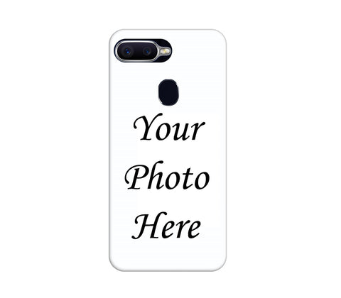 Oppo F9 / F9 Pro Back Cover Personalised Printed Case - www.crazywears.in