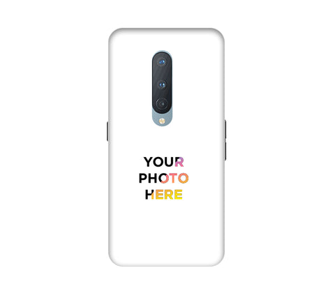 OnePlus 8 Back Cover Personalised Printed Case
