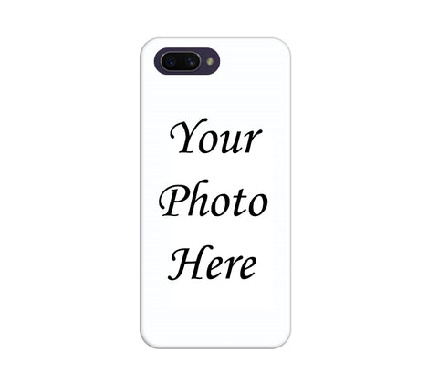 Oppo A3s Back Cover Personalised Printed Case