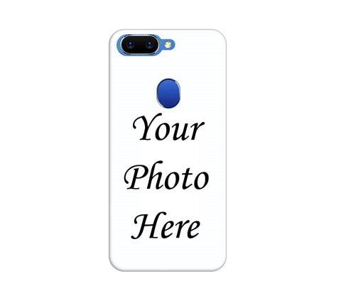 Oppo A5 Back Cover Personalised Printed Case - www.crazywears.in