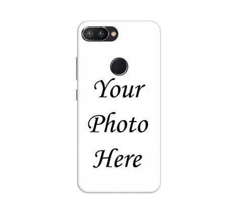 Oppo Real Me U1 Back Cover Personalised Printed Case