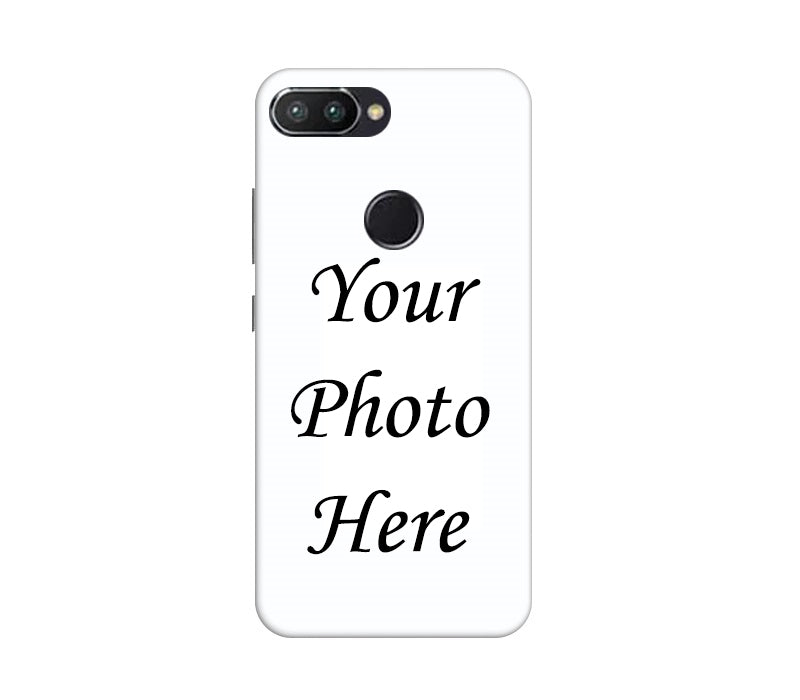 Oppo Real Me U1 Back Cover Personalised Printed Case - www.crazywears.in