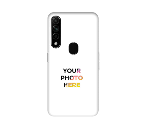 Oppo A31 ( 2020)  Back Cover Personalised Printed Case