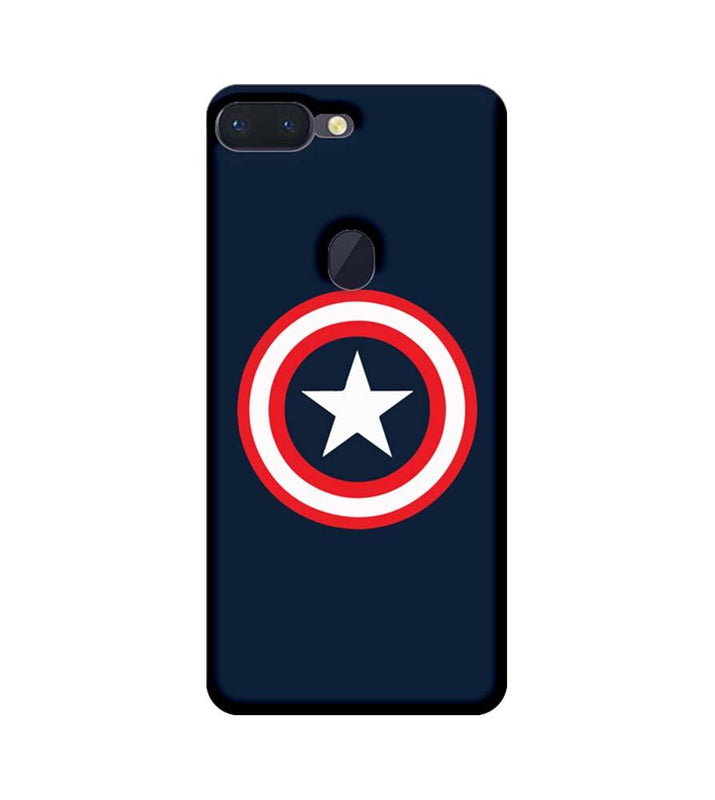 Oppo R15 Pro Mobile Cover Printed Designer Case Captain America illustration