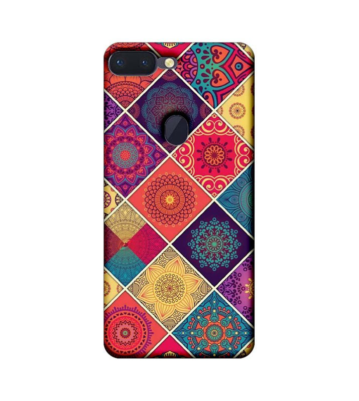 Oppo R15 Pro Mobile Cover Printed Designer Case Indian Arts