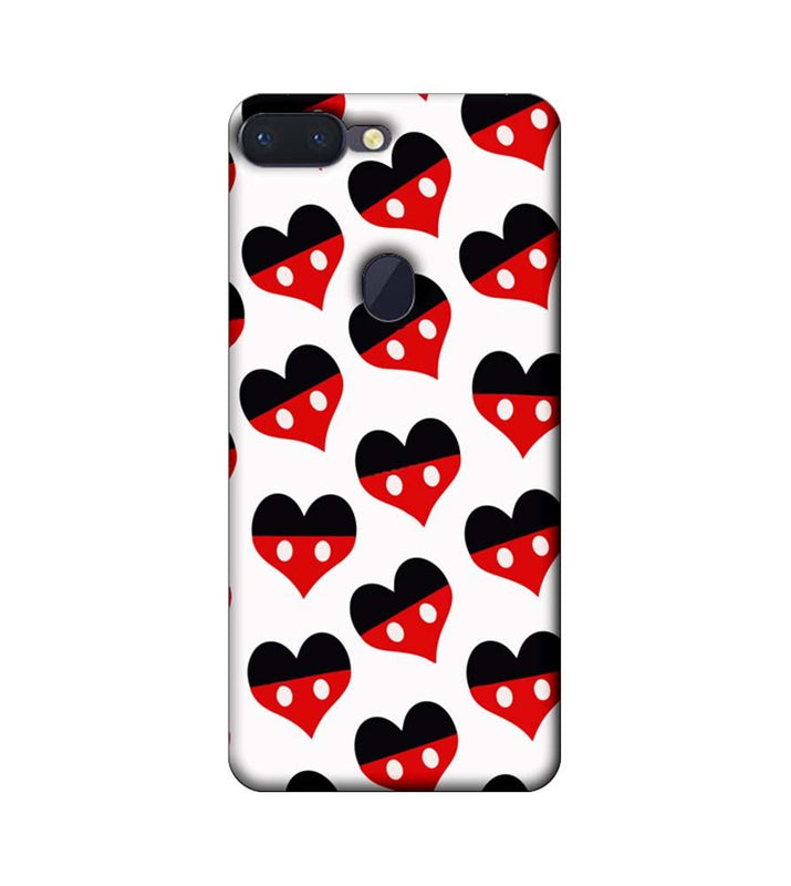 Oppo R15 Pro Mobile Cover Printed Designer Case Mickey Mouse Art