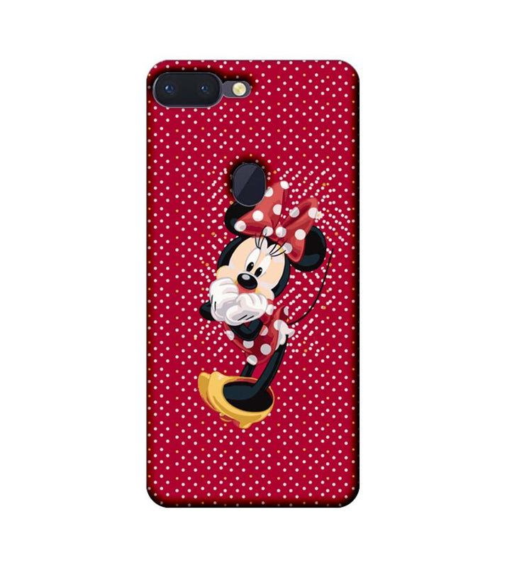 Oppo R15 Pro Mobile Cover Printed Designer Case Mickey Mouse