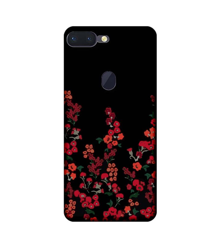 Oppo R15 Pro Mobile Cover Printed Designer Case Floral One