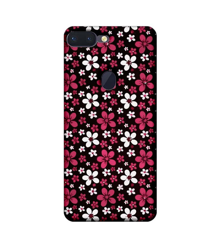 Oppo R15 Pro Mobile Cover Printed Designer Case Florals 2.0