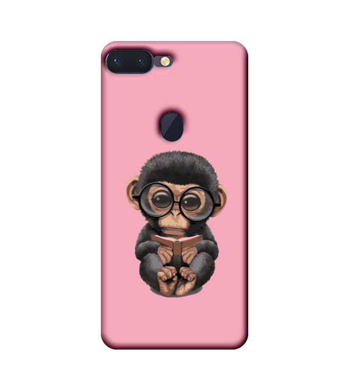 Oppo R15 Pro Mobile Cover Printed Designer Case Cute Gorilla