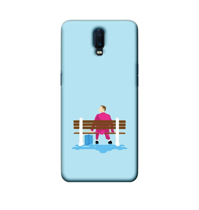 Oppo R17 Mobile Cover Printed Designer Case Rest Cump