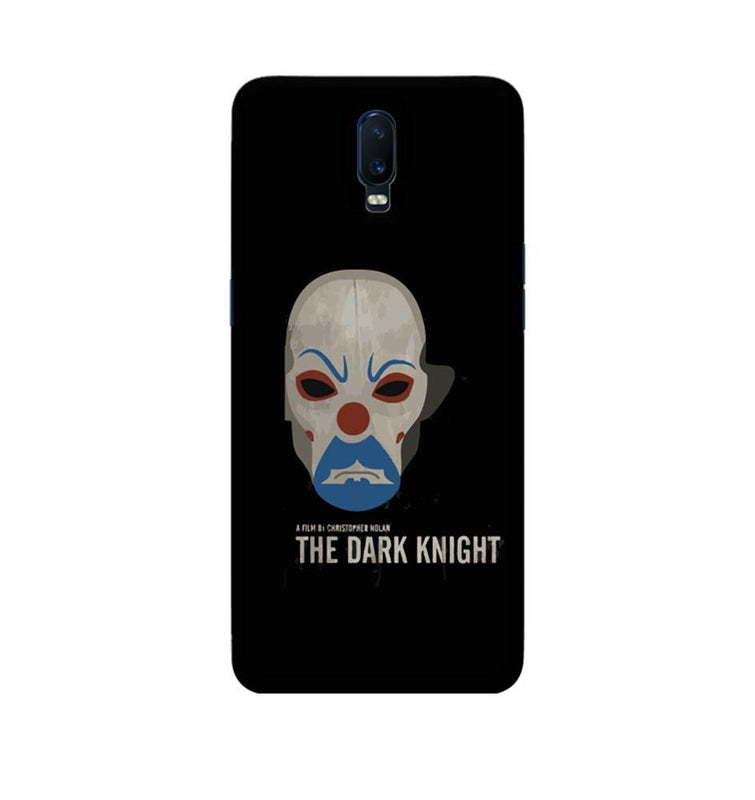 Oppo R17 Mobile Cover Printed Designer Case The Dark Knight Joker