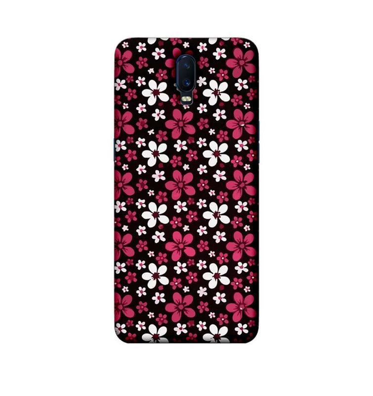 Oppo R17 Mobile Cover Printed Designer Case Florals 2.0