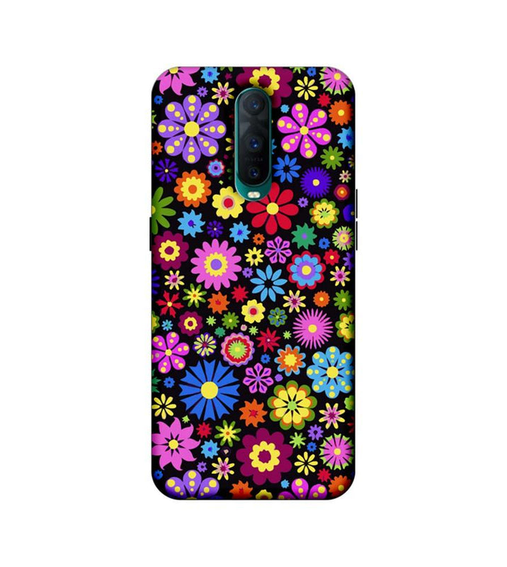 Oppo R17 Pro Mobile Cover Printed Designer Case Florals