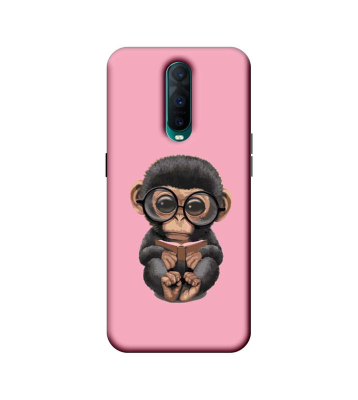 Oppo R17 Pro Mobile Cover Printed Designer Case Cute Gorilla