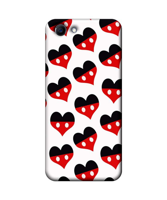 Oppo Real Me 1 Mobile Cover Printed Designer Case Mickey Mouse Art