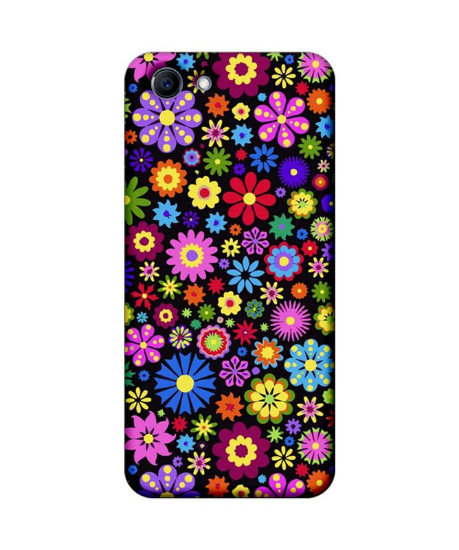 Oppo Real Me 1 Mobile Cover Printed Designer Case Florals