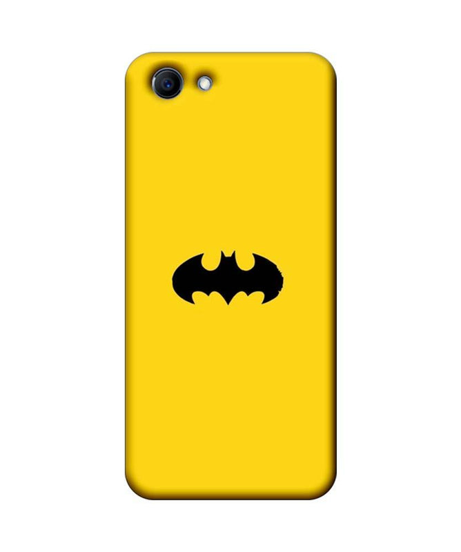 Oppo Real Me 1 Mobile Cover Printed Designer Case Batman Logo