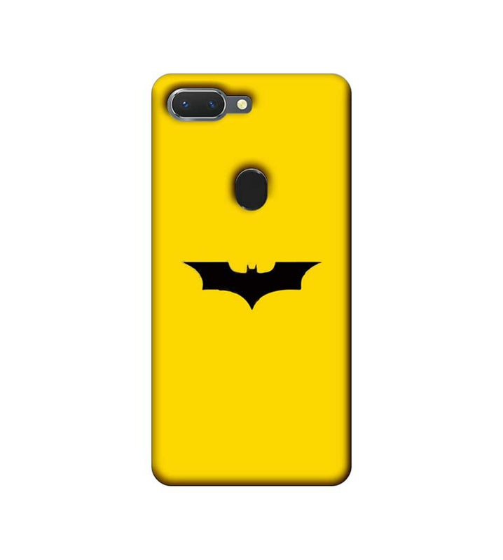 Oppo Realme 2 Mobile Cover Printed Designer Case Batman