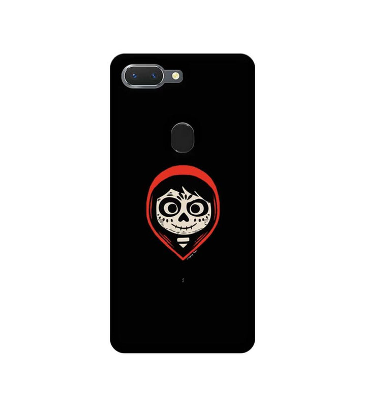Oppo Realme 2 Mobile Cover Printed Designer Case Coco One
