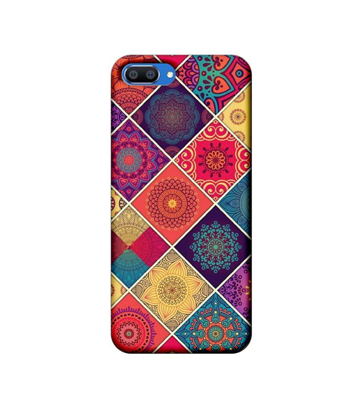 Oppo Realme C1 Mobile Cover Printed Designer Case Indian Arts