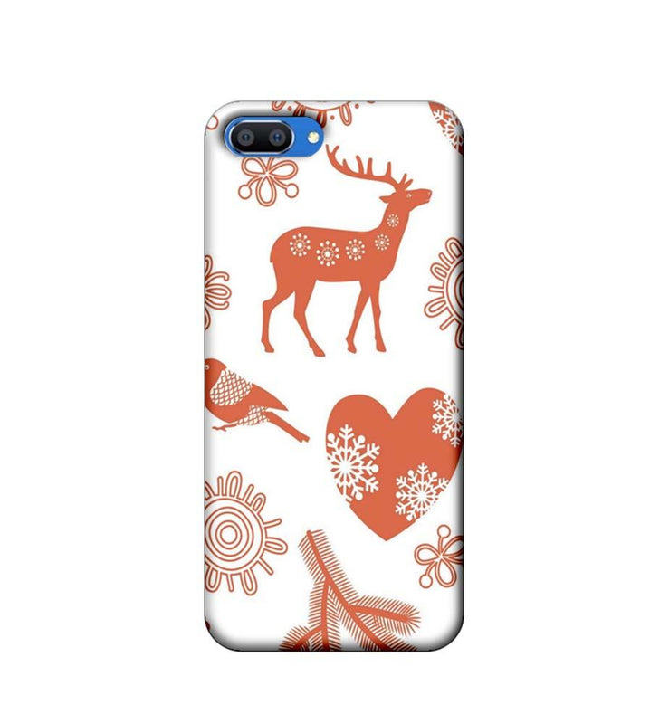 Oppo Realme C1 Mobile Cover Printed Designer Case Indian Art 2.0