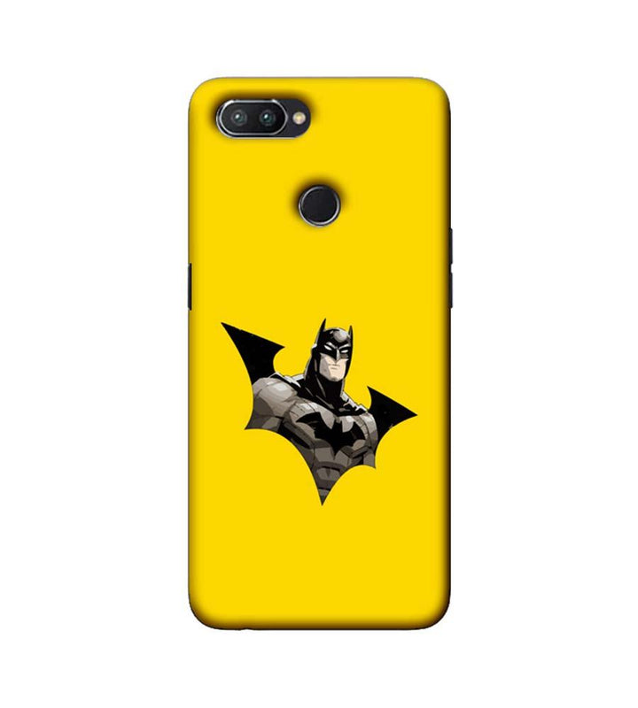 Oppo Realme U1 Mobile Cover Printed Designer Case Batmanillustration