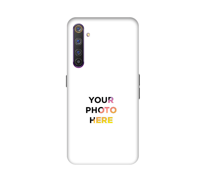 Oppo Realme 6 Back Cover Personalised Printed Case