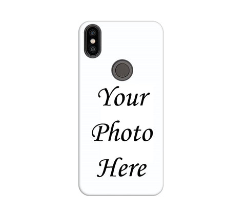 Xiaomi Redmi Note 5 Pro Back Cover Personalised Printed Case - www.crazywears.in