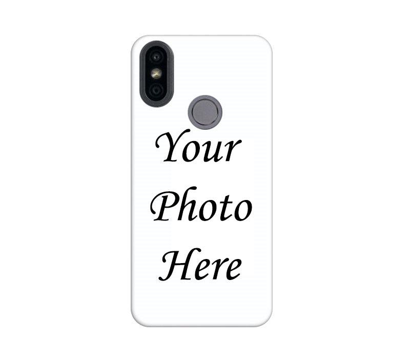 new concept e4a0e 3cbe5 Xiaomi Redmi Y2 Back Cover Personalised Printed Case