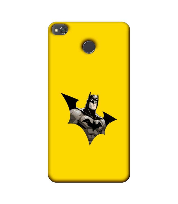 Xiaomi Redmi 4 / 4X Mobile Cover Printed Designer Case Batmanillustration