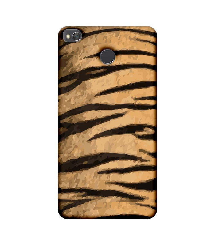 Xiaomi Redmi 4 / 4X Mobile Cover Printed Designer Case Tiger Pattern