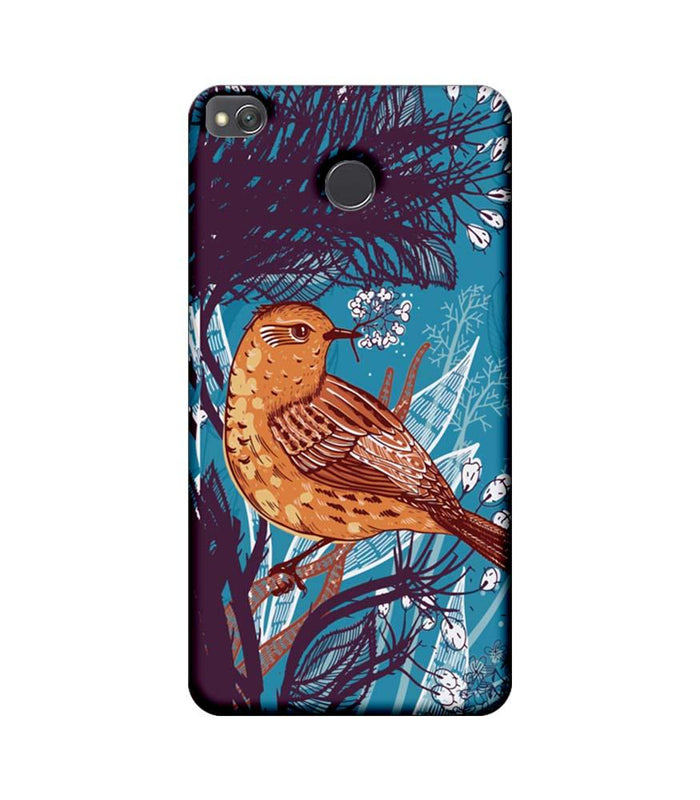 Xiaomi Redmi 4 / 4X Mobile Cover Printed Designer Case Bird