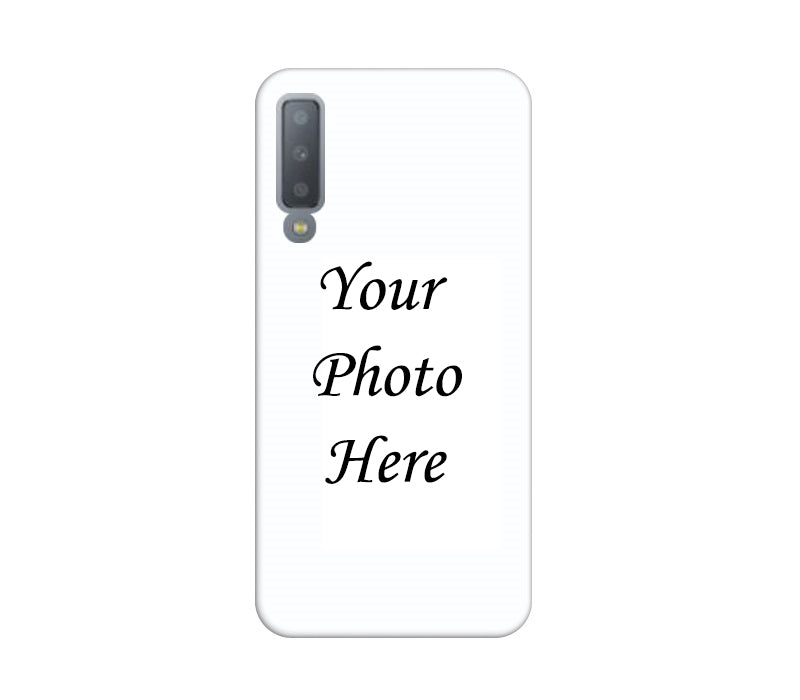 Samsung Galaxy A7 2018 Back Cover Personalised Printed Case