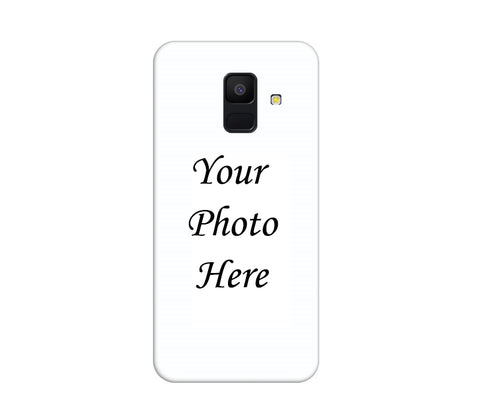 Samsung Galaxy A6 Back Cover Personalised Printed Case - www.crazywears.in