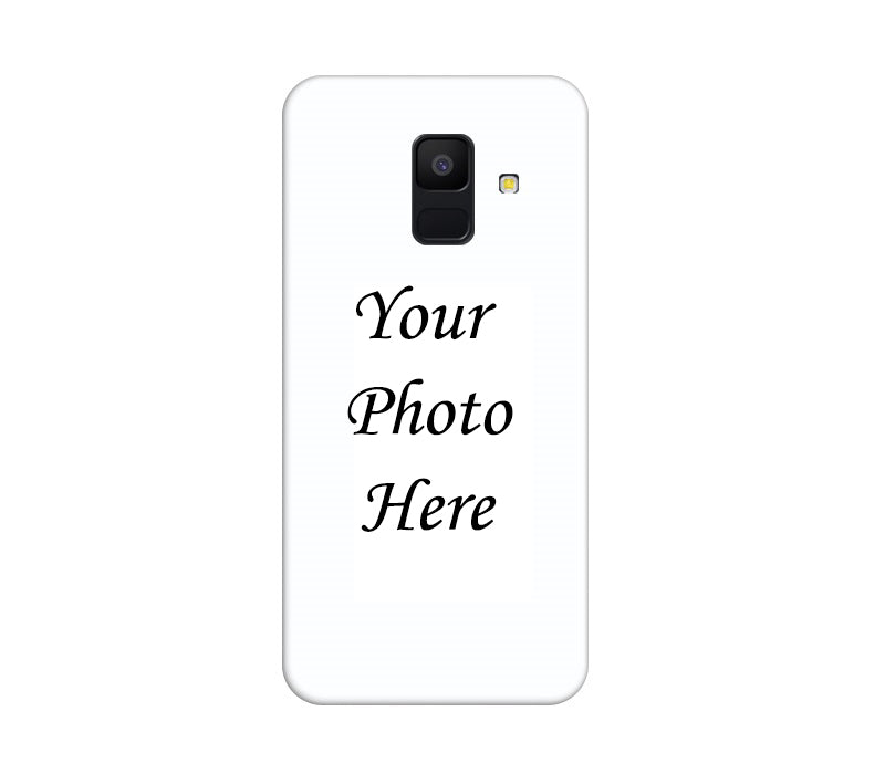 Samsung Galaxy A6 Back Cover Personalised Printed Case