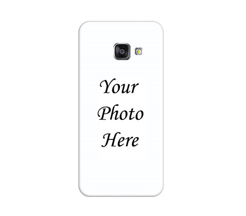 Samsung Galaxy A7 2016 Back Cover Personalised Printed Case - www.crazywears.in