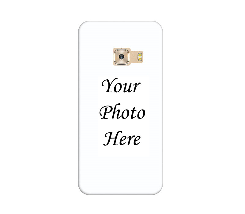 Samsung Galaxy C7 Pro Back Cover Personalised Printed Case