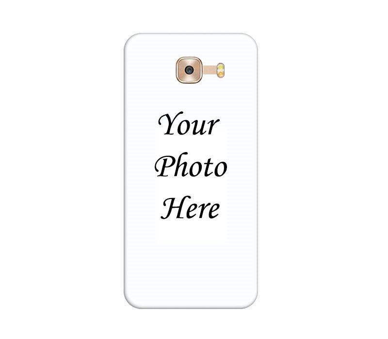 Samsung Galaxy C9 Pro Back Cover Personalised Printed Case