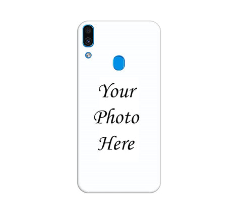 Samsung Galaxy A20 / A30 / M10s Back Cover Personalised Printed Case