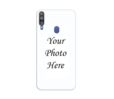 Samsung Galaxy M30 Back Cover Personalised Printed Case