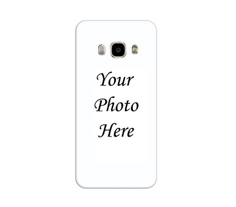 Samsung Galaxy J7 2016 / On8 Back Cover Personalised Printed Case