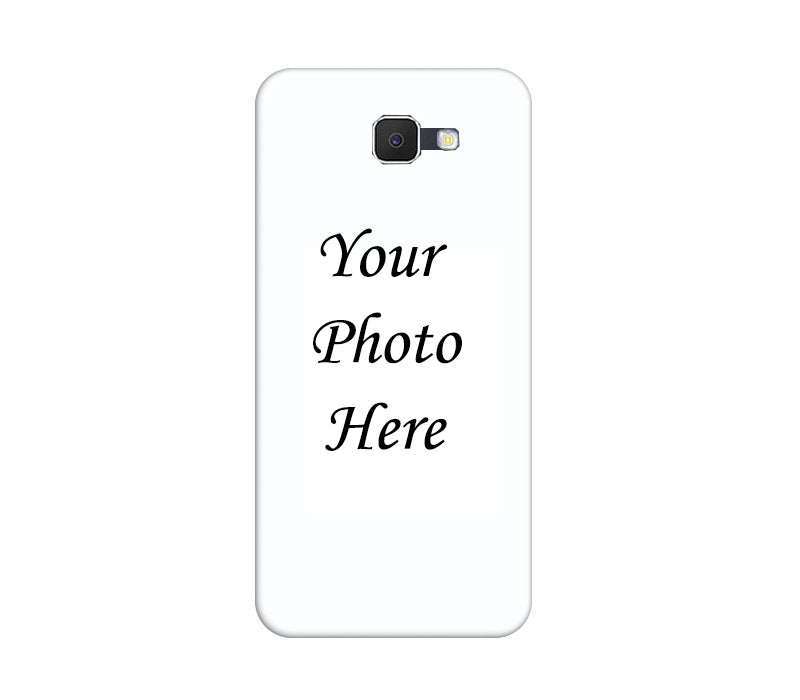 Samsung Galaxy J7 Prime / On7 2016 / On Nxt / J7 Prime 2 Back Cover Personalised Printed Case