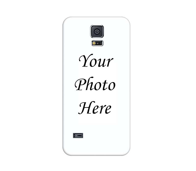 new concept e6a18 e209c Samsung Galaxy S5 Back Cover Personalised Printed Case