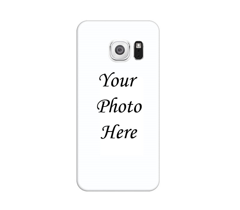 Samsung Galaxy S6 Back Cover Personalised Printed Case
