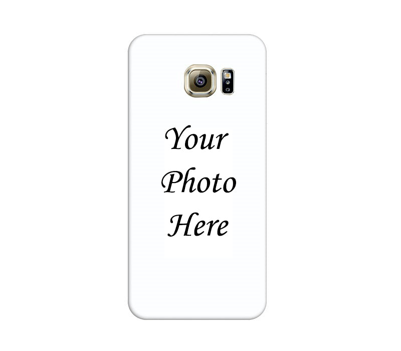 Samsung Galaxy S7 Edge Back Cover Personalised Printed Case