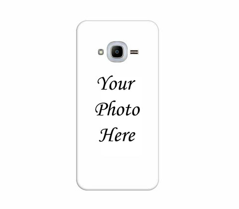 Samsung Galaxy J2 2016 / J2 Pro Back Cover Personalised Printed Case - www.crazywears.in